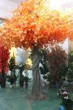 Qualitäts-roter künstlicher Ahornholz-Baum