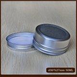 macht Aluminiumsahne 50g Lippenbalsam-Behälter ein