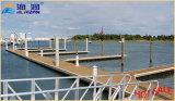 Сейф и стабилизированный гальванизированный стальной трап мостк шлюпки