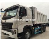 Sinotruk HOWO A7 6× 4 덤프 트럭과 팁 주는 사람 트럭 최신 인기 상품