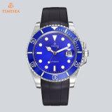 O relógio automático elegante luminoso super suíço do aço inoxidável ostenta Watch72521
