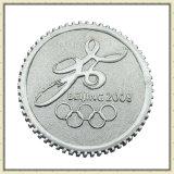 安いカスタマイズされた記念品のバッジの共通ブランクスポーツ賞メダルボタンのバッジ