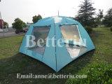Tente campante de l'espace grand -ouvert pour toute votre vitesse campante