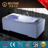 Sanitaire Waren van de Ton van het Bad van de Massage van de Rechthoek van de badkamers Freestanding (BT-A1010)