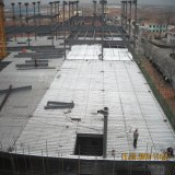 Centro especializado da alameda de compra da construção de aço da luz do projeto com Multi-Storey
