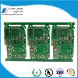 6 tarjeta de circuitos impresos de la capa Fr4 Enig para los productos electrónicos de consumo