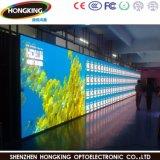 Parete di pubblicità dell'interno del video della visualizzazione di LED P2.5 di colore completo