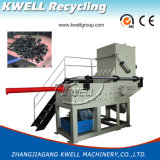 Tubo de plástico HDPE PPR PVC Shredder / Single Shaft Shredding Machine