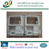 プラスチック製品、プラスチックカバープロトタイプを機械で造る高精度CNC