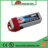 batería certificada Ce del aeroplano modelo RC de 4600mAh 35c 11.1V