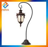 Lumière extérieure imperméable à l'eau de jardin de l'éclairage DEL de jardin