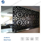 Factory Supply Hot Sell Plastic Cut Metal Partition Mur décoratif