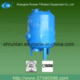 Filtre mécanique bon marché chinois exporté vers la Russie