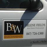 La qualité conçoivent le collant personnalisé d'aimants de véhicule