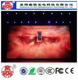 Écran de visualisation polychrome d'intérieur chaud de guide shopping de Slae P2.5