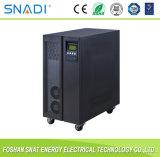 230VAC 태양 전지판 시스템을%s 순수한 사인 파동 태양 변환장치에 8kw 96VDC