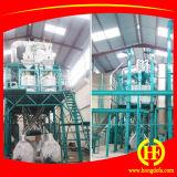 Lo Zambia della macchina del laminatoio del mais di 150 T/D