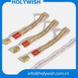 Wristbands tejidos de la identificación del acontecimiento con el bloqueo de Barel