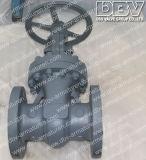 Промышленное 300lb запорная заслонка фланца 4 дюймов