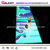 LED-Bildschirm P6.25/P8.928 RGB-3in1 LED interaktiver Dance Floor