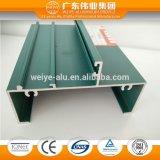 6061 6063 ventana de aluminio, perfiles de la protuberancia de la puerta con la certificación del Ce