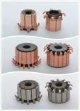 車モーター(ID7.988mm OD23mm 20P L15.47mm)のための20個のホックの整流子