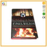 Impression personnalisée par qualité professionnelle de livre de livre À couverture dure avec A4/A5