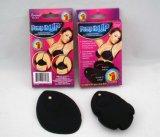 Aufblasbare Büstenhalter-Auflage-Einlagen für Brust-Vergrößerer-Einlage-Pumpe drückt er hoch Auflagen hoch