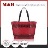 Nuove borse del cuoio della donna dell'unità di elaborazione del sacchetto di acquisto della spalla del Tote di disegno