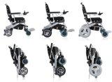 최신 판매! 새로운 혁신적인 디자인 8, 10 의 세륨 증명서를 가진 12의 힘 전기 접히는 휠체어에 의하여 자동화되는 휠체어