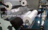 3 camadas da co-extrusão que levanta a máquina fundida giratória superior da fatura de película