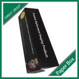 Rectángulo de regalo de empaquetado del papel acanalado de la producción en masa para las flores