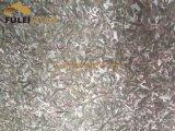 Granito vermiglio lussuoso del Brasile della lastra del granito del Brown