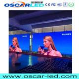 Afficheur LED programmable du vidéo DEL de DEL de panneau de l'IMMERSION P10 extérieure commerciale d'écran