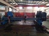 Máquina de estaca de alumínio do CNC Plasma&flame do pórtico