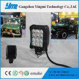 4 pulgadas de coches de iluminación 36W del CREE LED de luz de trabajo para Jeep