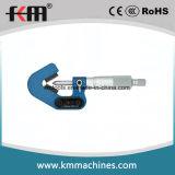 """0.8-1.4 """" x0.001 """" V 모루 마이크로미터 인치 크기 측정"""