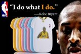 Novo design portátil Kobe Power Bank 3000mAh OEM