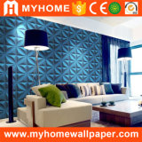 Panneau de mur intérieur d'effet 3D de mur de décor moderne d'art pour la décoration à la maison