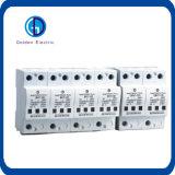 приспособление предохранения от молнии AC 1p 2p 3p 3p+N