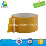 Épaisseur chaude bilatérale de la bande 250 MIC de tissu de fonte de papier de desserrage d'auto-collant