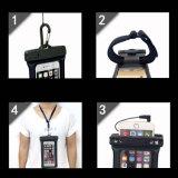 Piscina exterior impermeable del teléfono del bolso / bolsa / cubierta para el iPhone Nota 3/4/5