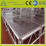 Этап оборудования этапа портативный алюминиевый складывая для выставки
