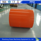 Prepainted 또는 색깔은 강철 코일/PPGI를/PPGL 색깔에 의하여 입힌 직류 전기를 통한 강철 입혔다