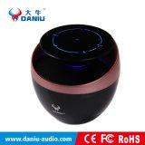 El mejor altavoz sin hilos de Bluetooth de la calidad de tono con el disco de radio portable de la tarjeta U del altavoz FM TF del altavoz de Contorl MP3/MP4 del tacto de NFC