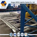 Sistema de recuperação automatizado do armazenamento com alto densidade e certificado do CE