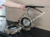 Volledig al-Brons Vleugelklep voor Zeewater (D7A1X-10/16)