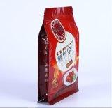 Sacchetto di imballaggio per alimenti del sacchetto di Palstic del sacchetto di otto Bordo-Sigillamenti