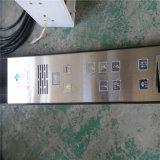 Cop en verre Lop d'acier inoxydable d'ascenseur