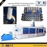 Couvercle automatique de cuvette du plastique pp faisant la machine